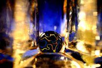 Kugel im Glastempel von tinadefortunata