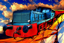 Feuer Express by tinadefortunata