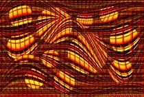 Wirre Geometrie von tinadefortunata
