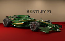Bentley F1 - showroom by csicso