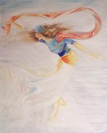 femme qui dance 2 by NourYas Arts
