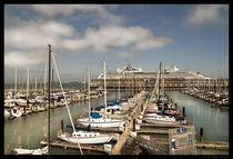 San Francisco pier von Federico C.