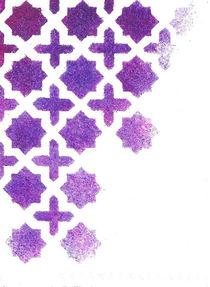 Arabesque design  by NourYas Arts