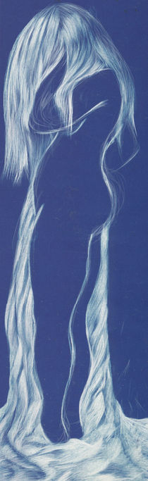 Femme nue by NourYas Arts