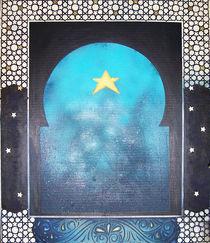 Fenetre vers les etoiles by NourYas Arts