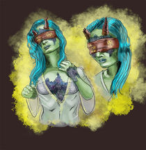Devil Girl 2 by Barondzines Baron Pollak