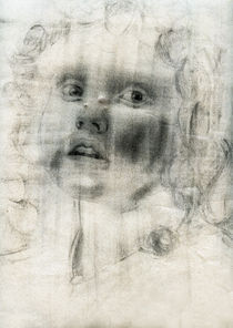 Drawing Of A Child by David Bodenstein