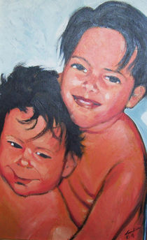 Enfants von NourYas Arts