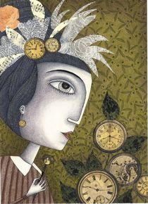 'It's a Matter of Time' by Judith  Clay