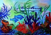 Barracuda Reef von Deborah Willard