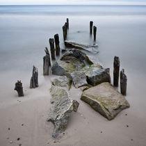Steine und Buhnen #2 by Krystian Krawczyk