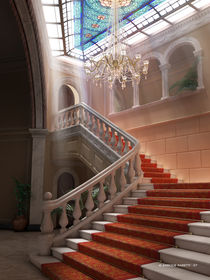 The Staircase von Enrique Parietti