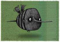 'Beeheaded' von Ken  Rinkel