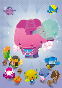 Cute Spray von bubblefriends *