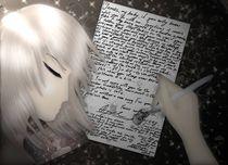 Love letter by Larissa Kuznetsova