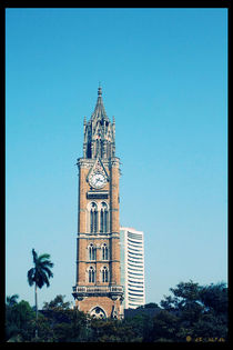 Clock Tower by Imran Shaikh
