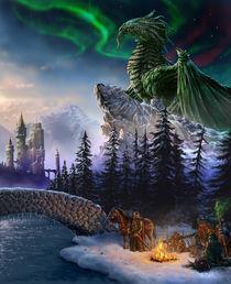 Aurora Borealis by Daniel Lins