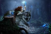 Dark Forest von Daniel Lins