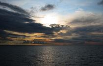 seascape dawn by rickyss