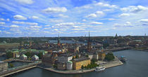 stockholm central by rickyss