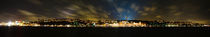Stockholm night panorama von rickyss