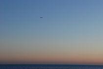 Minimalist sunset von Peter BABILOTTE