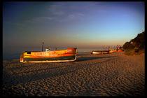 Baltic Sea  by Krzysztof Adamin