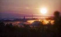 Sunset by Krzysztof Adamin