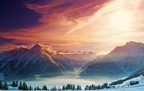 Mountains by Krzysztof Adamin