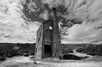 Wheal Betsy Engine House, Dartmoor von Craig Joiner