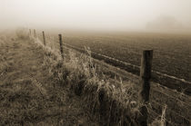 Rural Winter Landscape von Craig Joiner