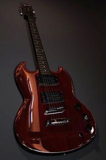 Red Gibson von Joel Gafford