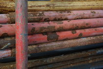Red, Steel & Rust von Peter R.