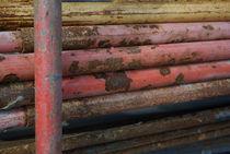 Red, Steel & Rust by Peter R.