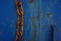 Blue & Chain by Peter R.