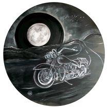Harley Mond 1 Motorrad Original von Czech von Silvana Czech