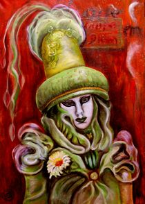 venezianisches Carpe Diem  von Silvana Czech