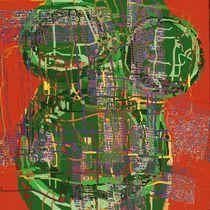 MosaikVenus I by MANUELA RAUBER