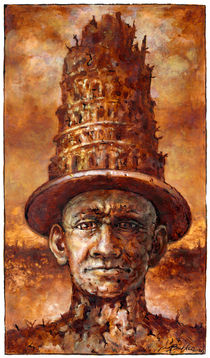 Der Turm by Thomas Bühler