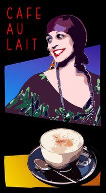 café au lait by Thomas Bühler