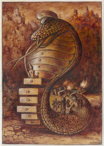 Die Schlange by Thomas Bühler