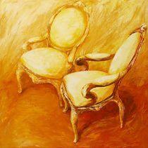 Stühle 3 by Renate Berghaus