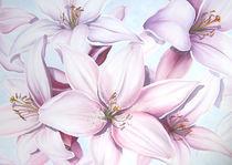 Lilien 1 von Renate Berghaus