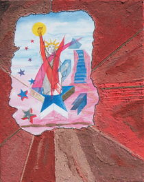 Freiheitsstatue von Sigurd Schönherr