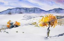 White Sands von Beate Steinebach