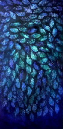 Lebensbaum, 2007 von Marlies Blauth
