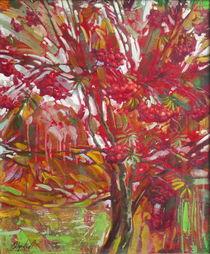 Rowan tree von Sergey Ignatenko