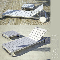 Saler sun bed by polysense