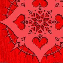 lianái intimate heart gallery mandala von Peter Barreda