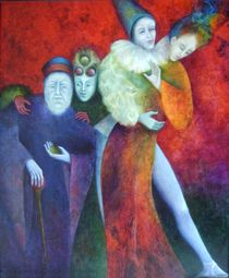 Familienmythos II von Nicola Klemz (Knop)